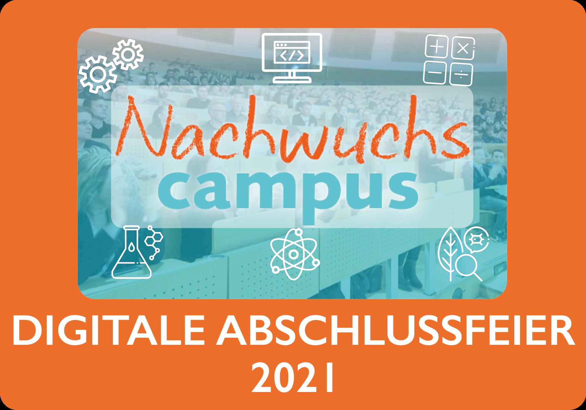 Digitale Abschlussfeier 2021/22
